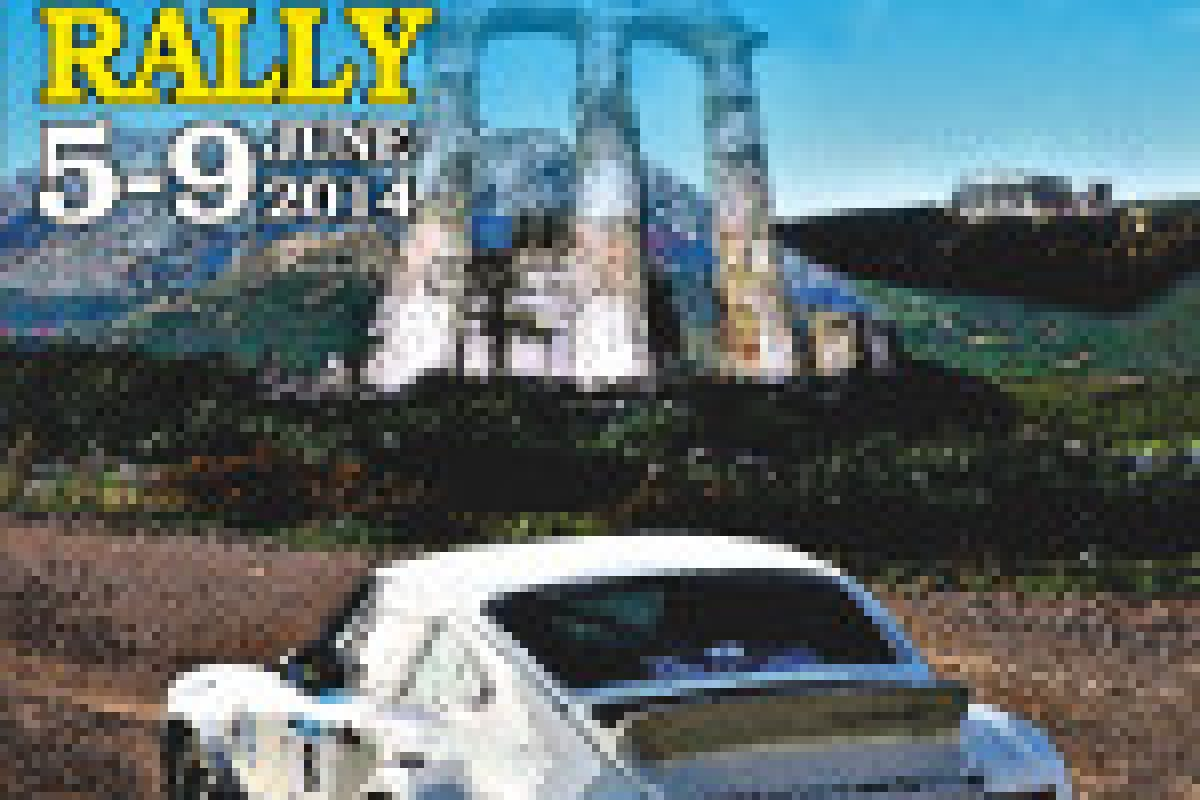 Historic Rally: 13o Ιστορικό Ράλλυ Ακρόπολις|116 συμμετοχές από 14 χώρες!