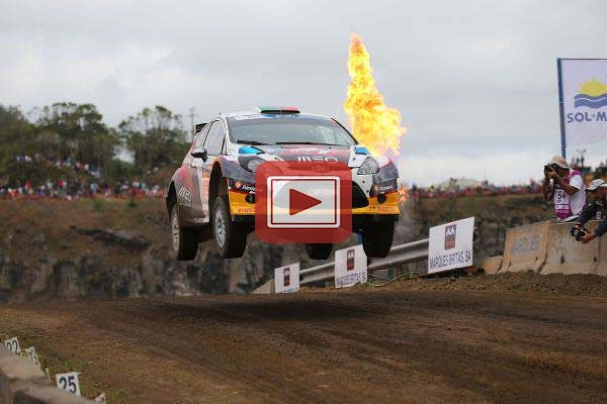 ERC: Sata Rallye Açores 15 – 17 Μαΐου 2014