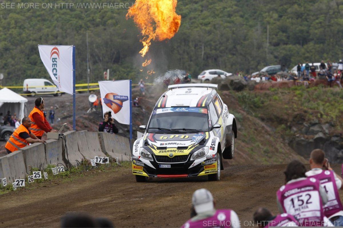 ERC: Sata Rallye Açores | 15 – 17 Μαΐου 2014