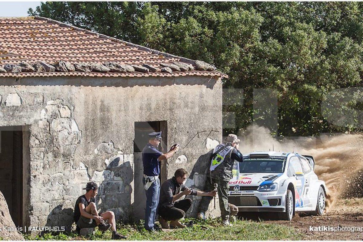 WRC: Rally Italia Sardegna 2014 Leg1 | video