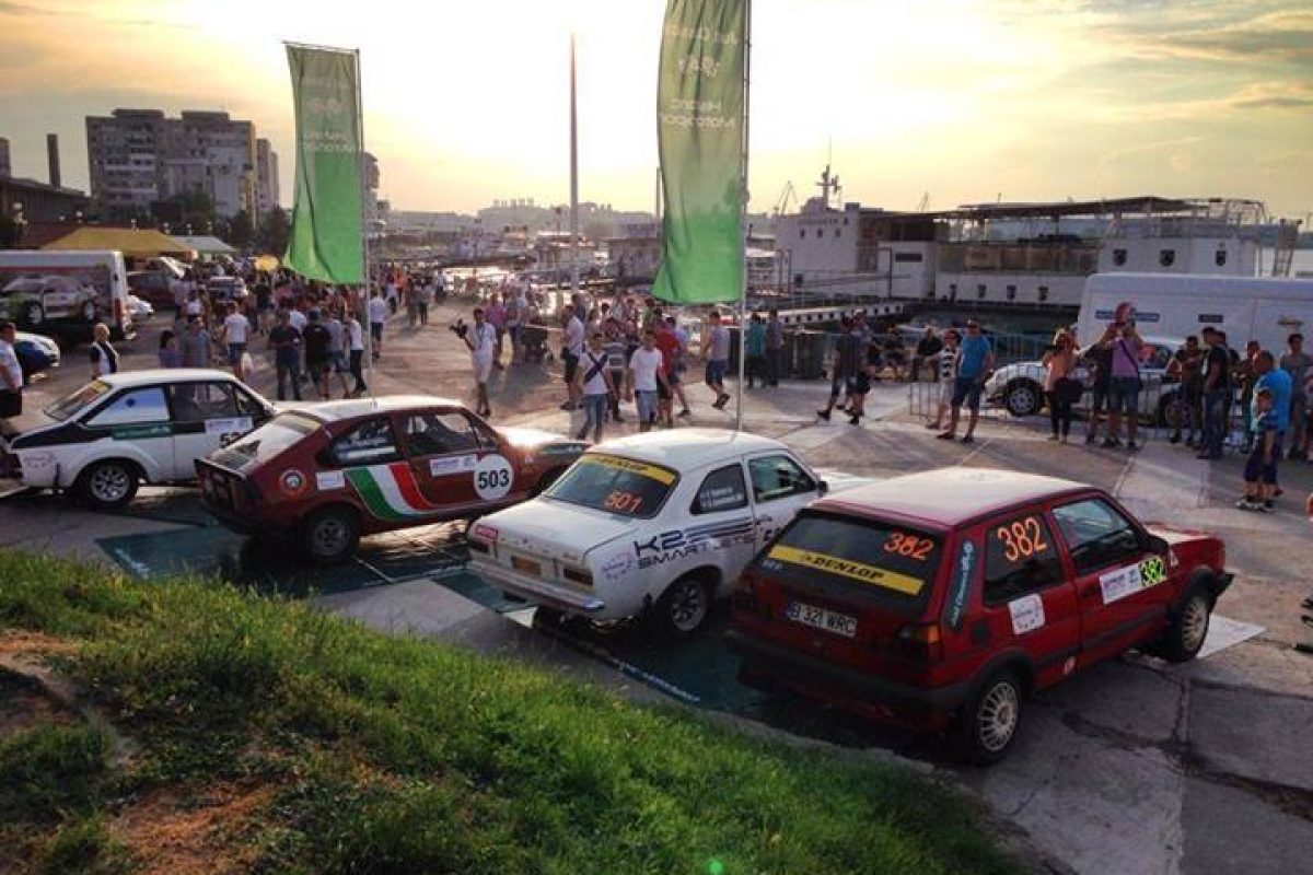 Rally: Danube Delta Rally 2014 Με τρία ελληνικά πληρώματα