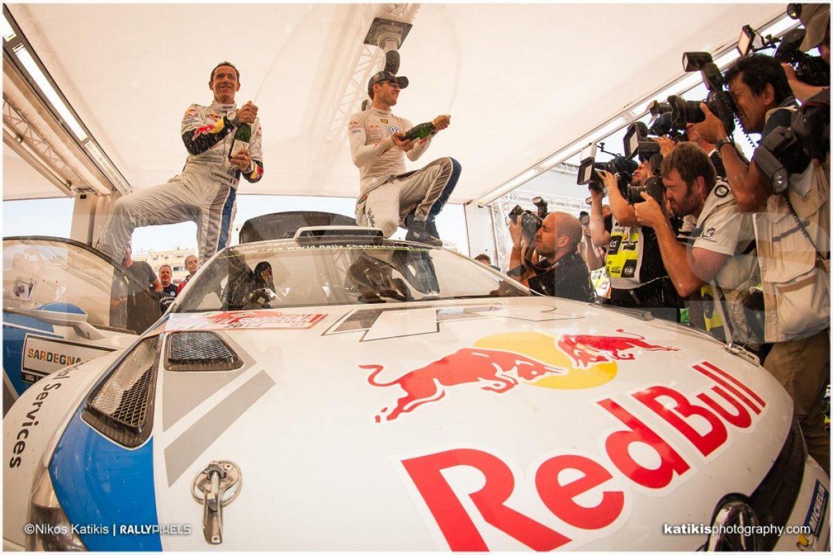 WRC: Αυλαία για το Rally Italia Sardegna 2014   +video