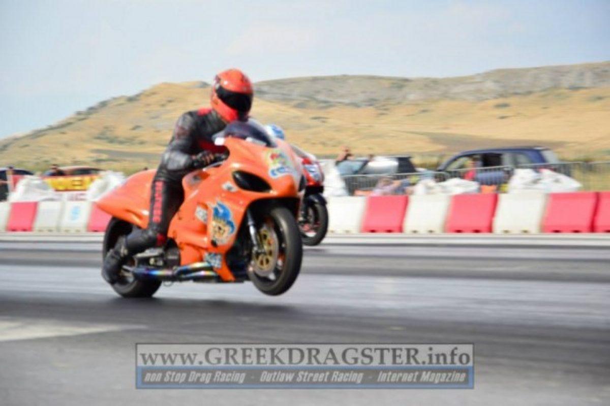 Dragster: Aποτελέσματα 3ου Πρωταθληματικού DRAGSTER MOTO & 3ου DRAGDAY AUTO στο Πολύκαστρο