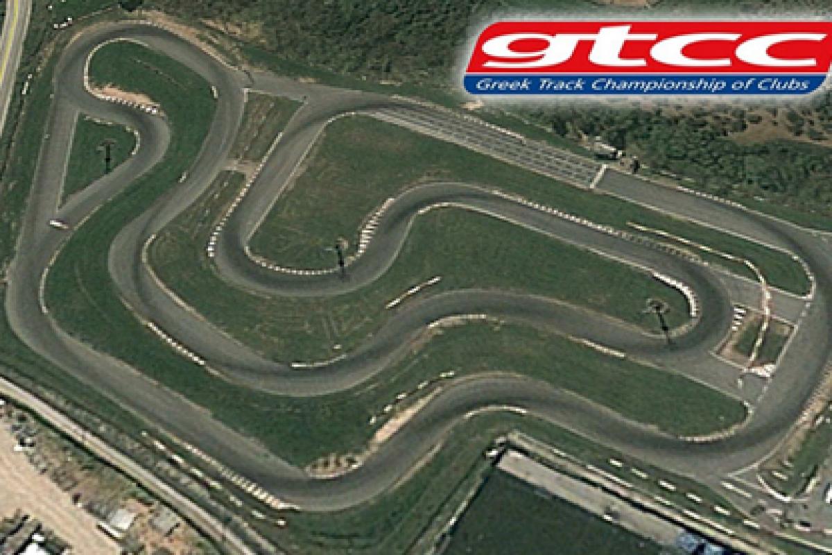 GTCC: 2ος Αγώνας GTCC Καρτόδρομος Αφιδνών 15 Ιουν 2014