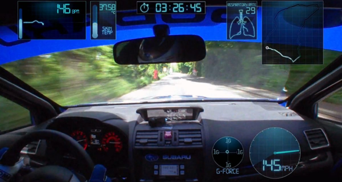 Happytime: Subaru WRX STI Isle of Man