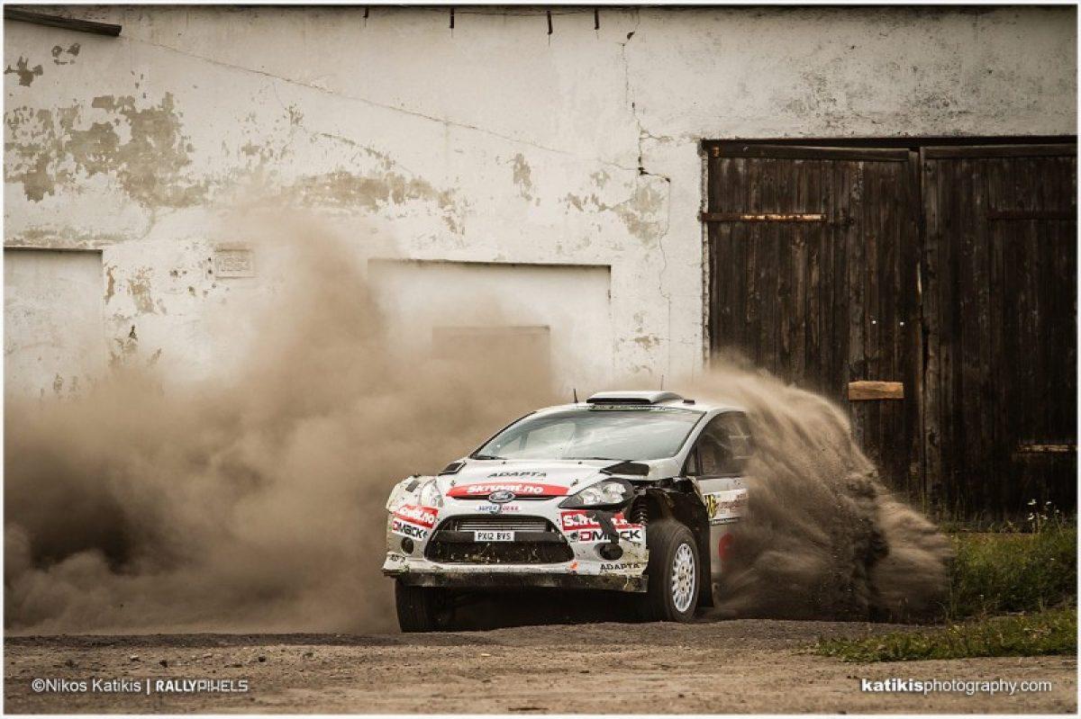 WRC: Rally Poland 2014  Leg2  video review