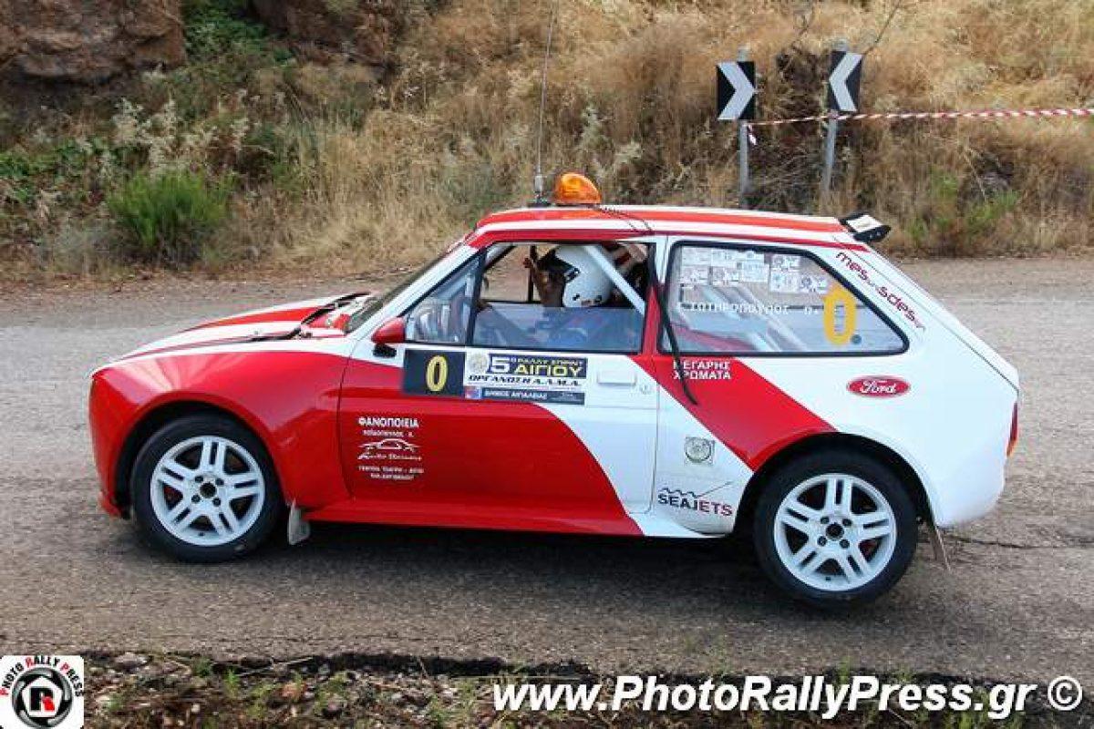 Φωτογραφικό αφιέρωμα του PhotoRallyPress για το 5ο Rally Sprint Αιγίου