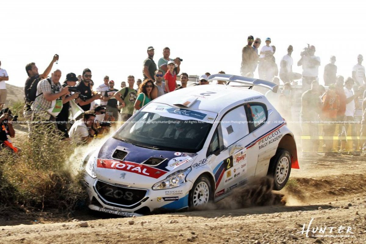 FIA ERC Cyprus Rally 2014 Video Ανασκόπηση