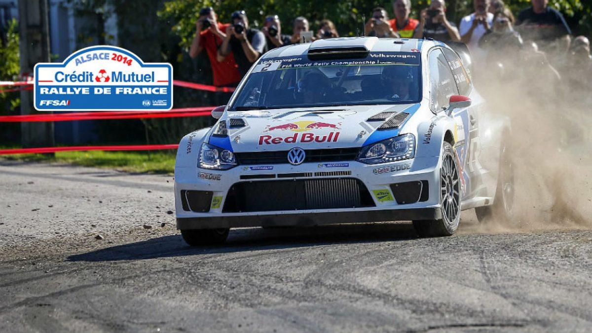 WRC France: Νικητής ο Jari-Matti Lavala με Polo R WRC video review