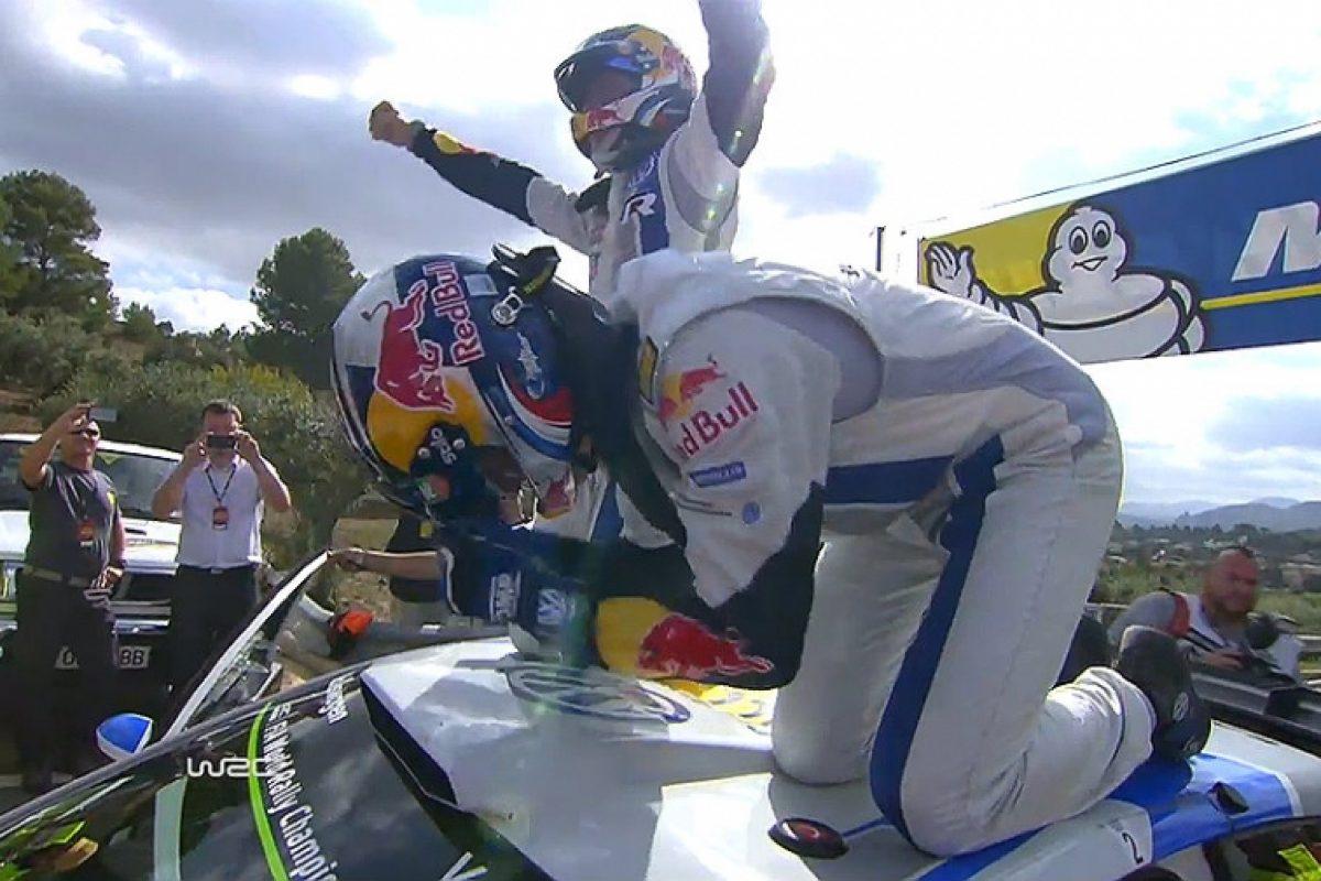 WRC : Πρωταθλητής ο Sébastien Ogier από την Ισπανία| Review +video