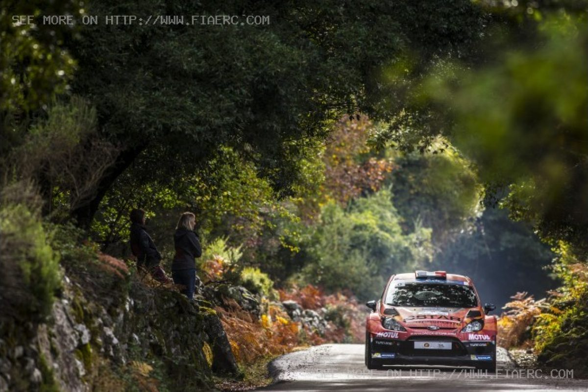 Sarrazin ο νικητής, Λάππι ο πρωταθλητής Tour de Corse #video