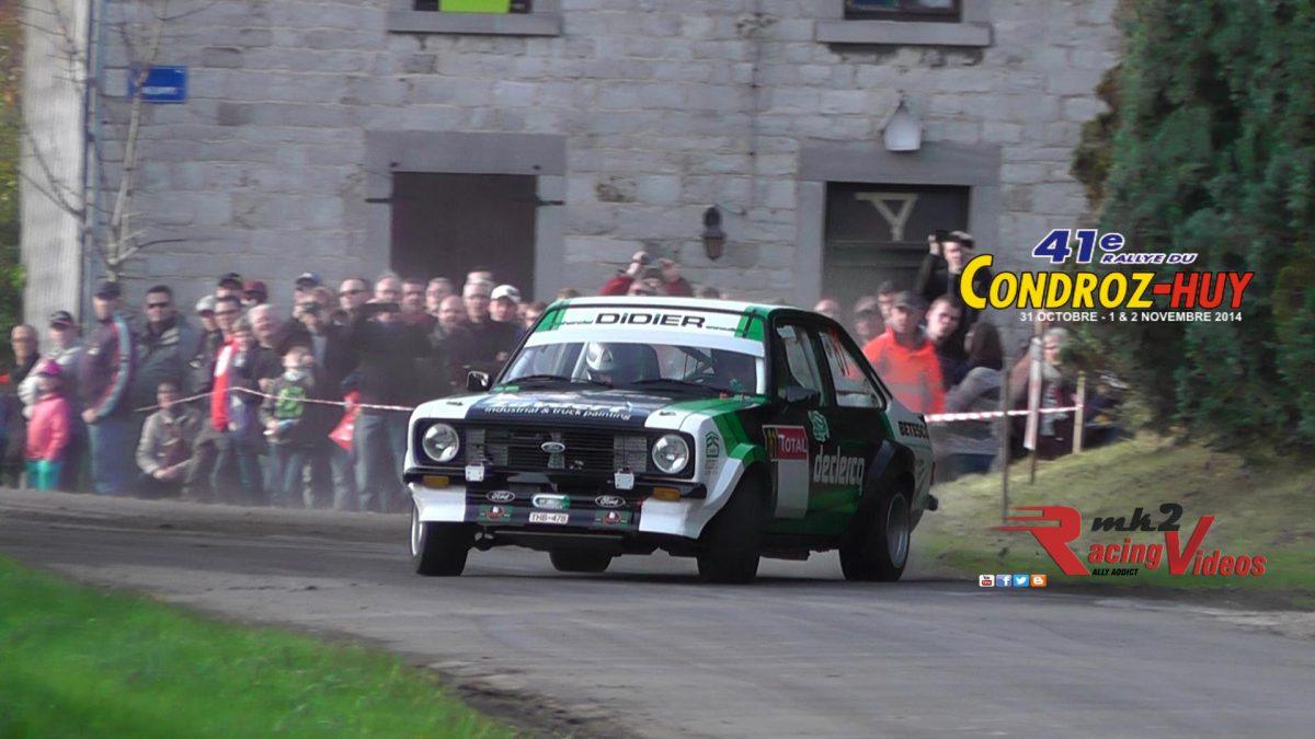Happytime: Rallye du Condroz-Huy 2014 |youtube racing