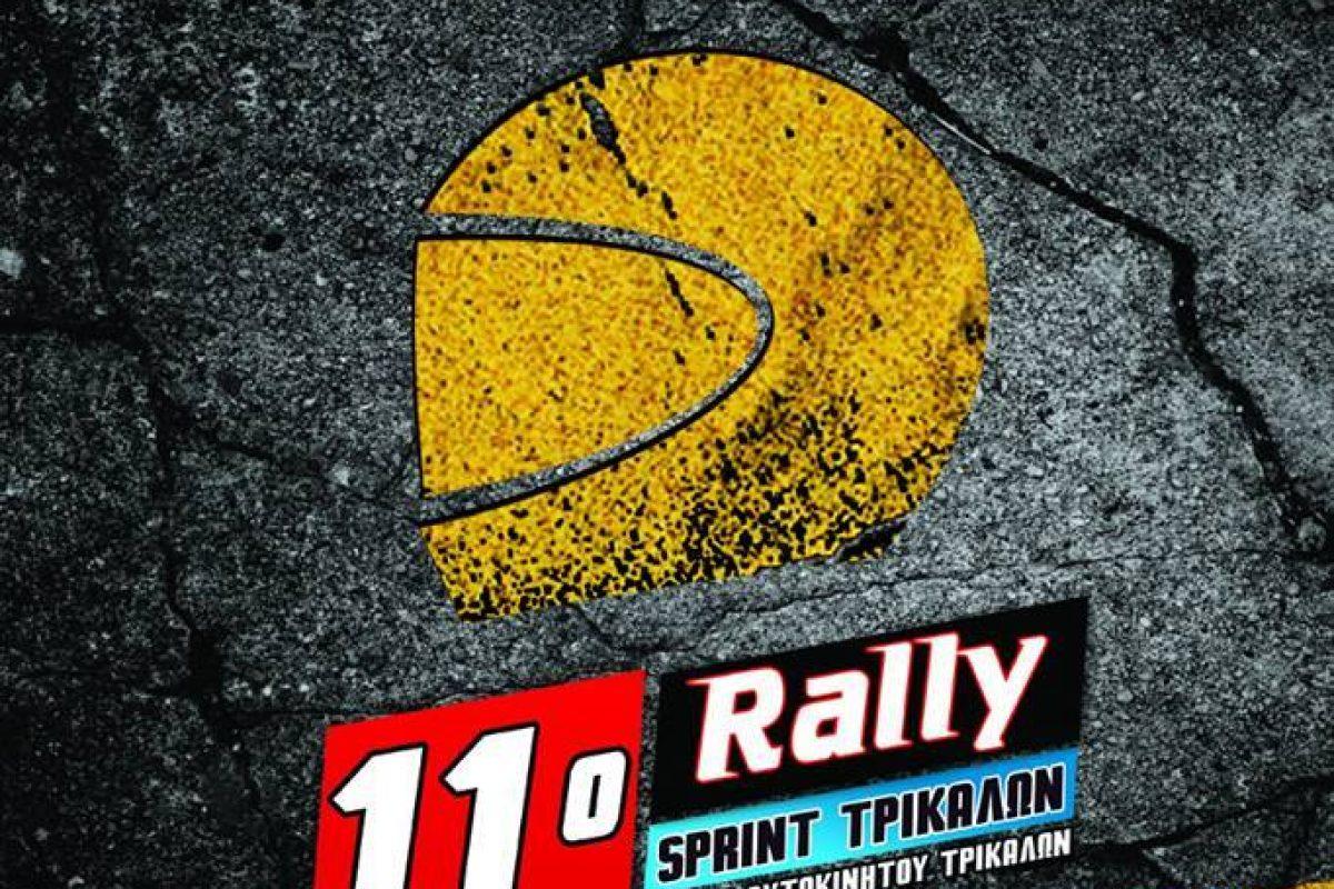 Rally Sprint Τρικάλων 7-8 Μαρτίου | Κύπελλο Ασφάλτου 2015| +promo video