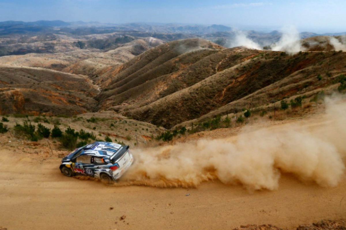 WRC: Rally Mexico 2015 – Τέλος πρώτης μέρας! #results #highlights