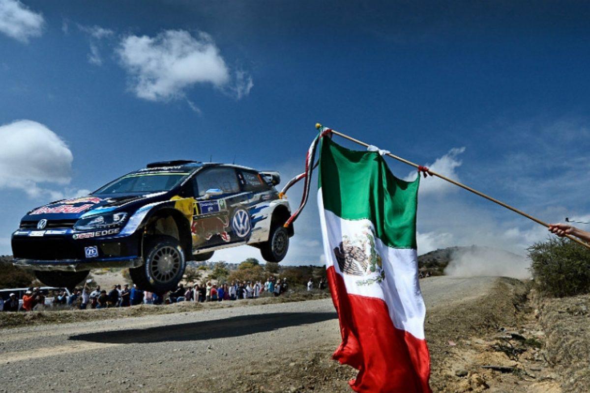 WRC: 3 στα 3 έκανε ο Ogier νικώντας και στο Μεξικό!