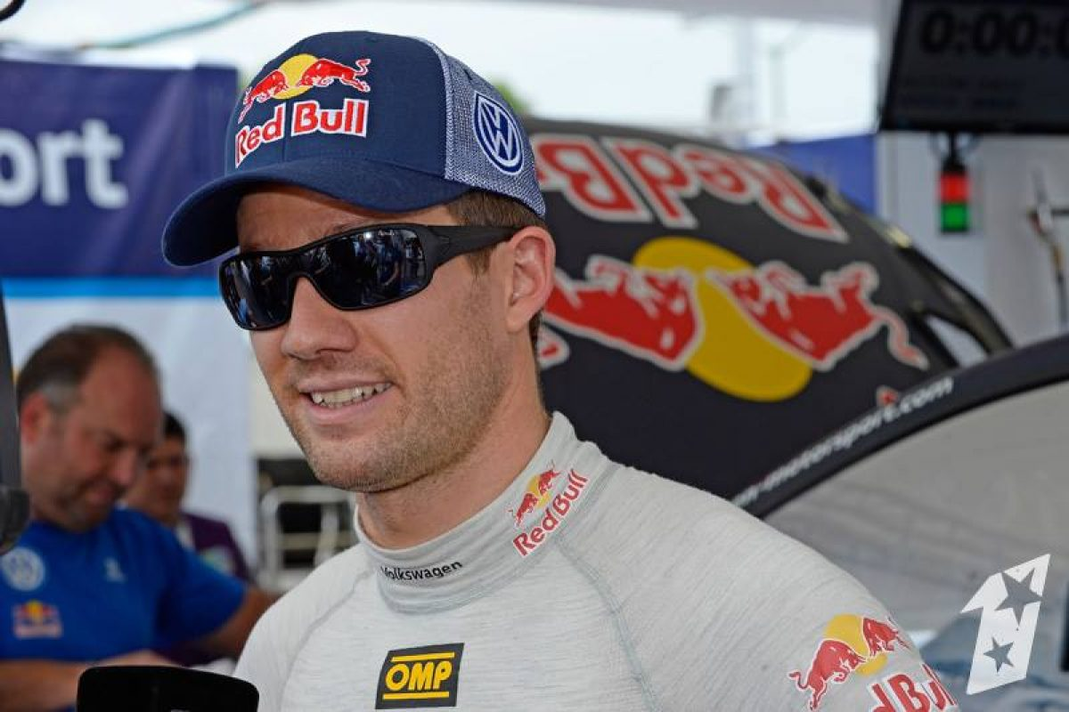 WRC: O Ozier δείχνει τα δόντια του στις πρώτες δύο ειδικές του Shakedown Mexico 2015