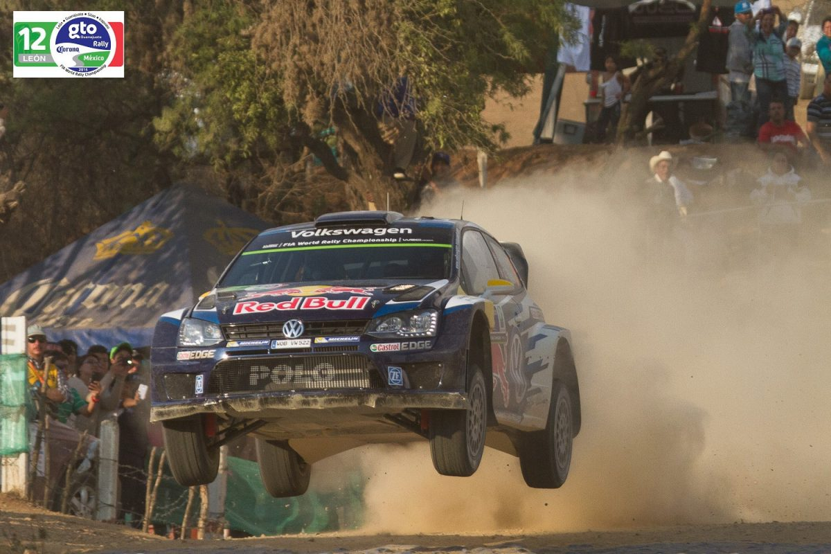 WRC: Mexico leg3 – Ogier to be continued…..