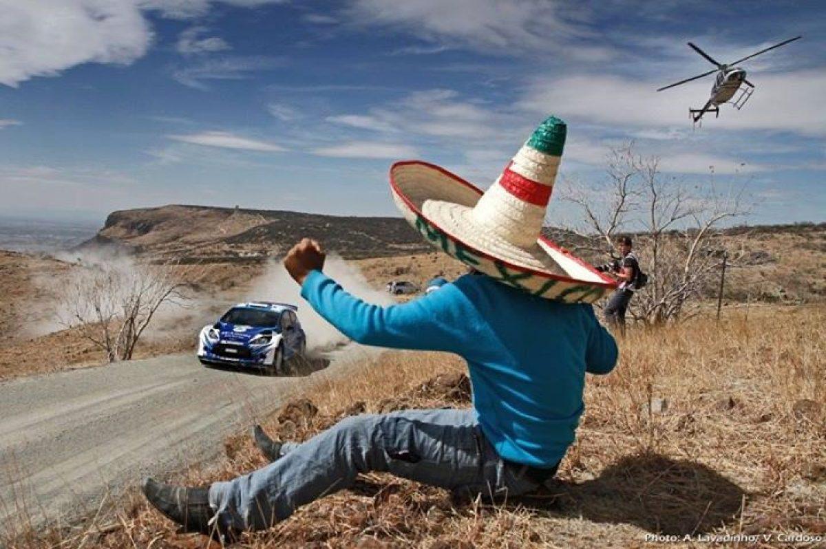 WRC: Rally MEXICO 2015  Ώρα να σκονιστούμε!