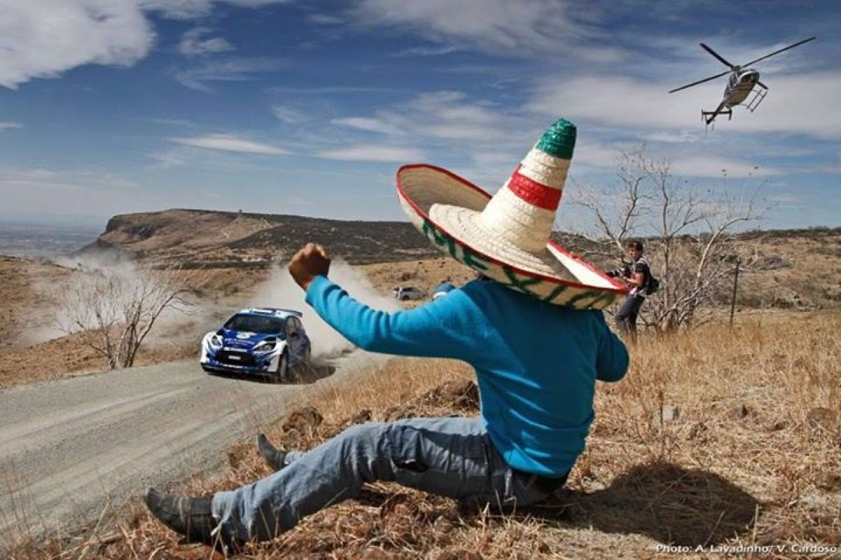 WRC: Rally MEXICO 2015 |Ώρα να σκονιστούμε!