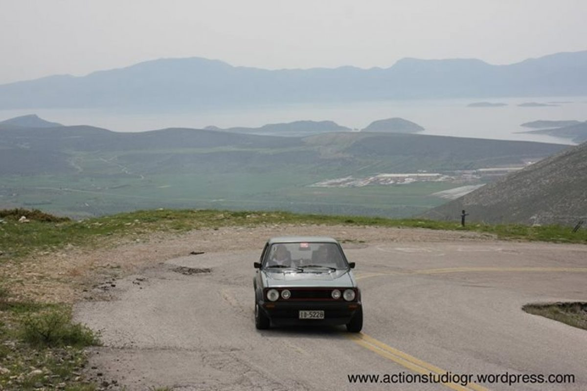 Regularity : Classic Rally Greece 2015 | ΦΙΛΠΑ – ΣΙΣΑ