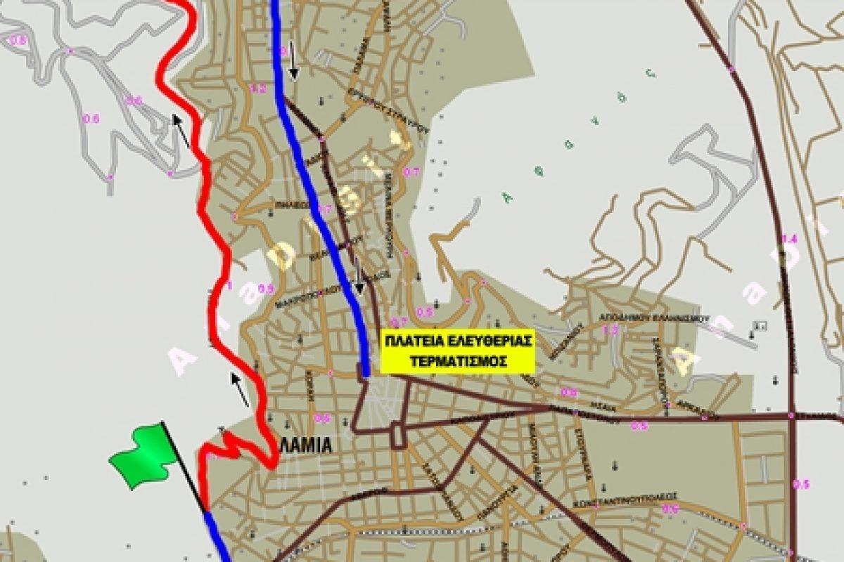 32ο Ράλλυ Φθιώτιδος | Χάρτες & Ωράριο