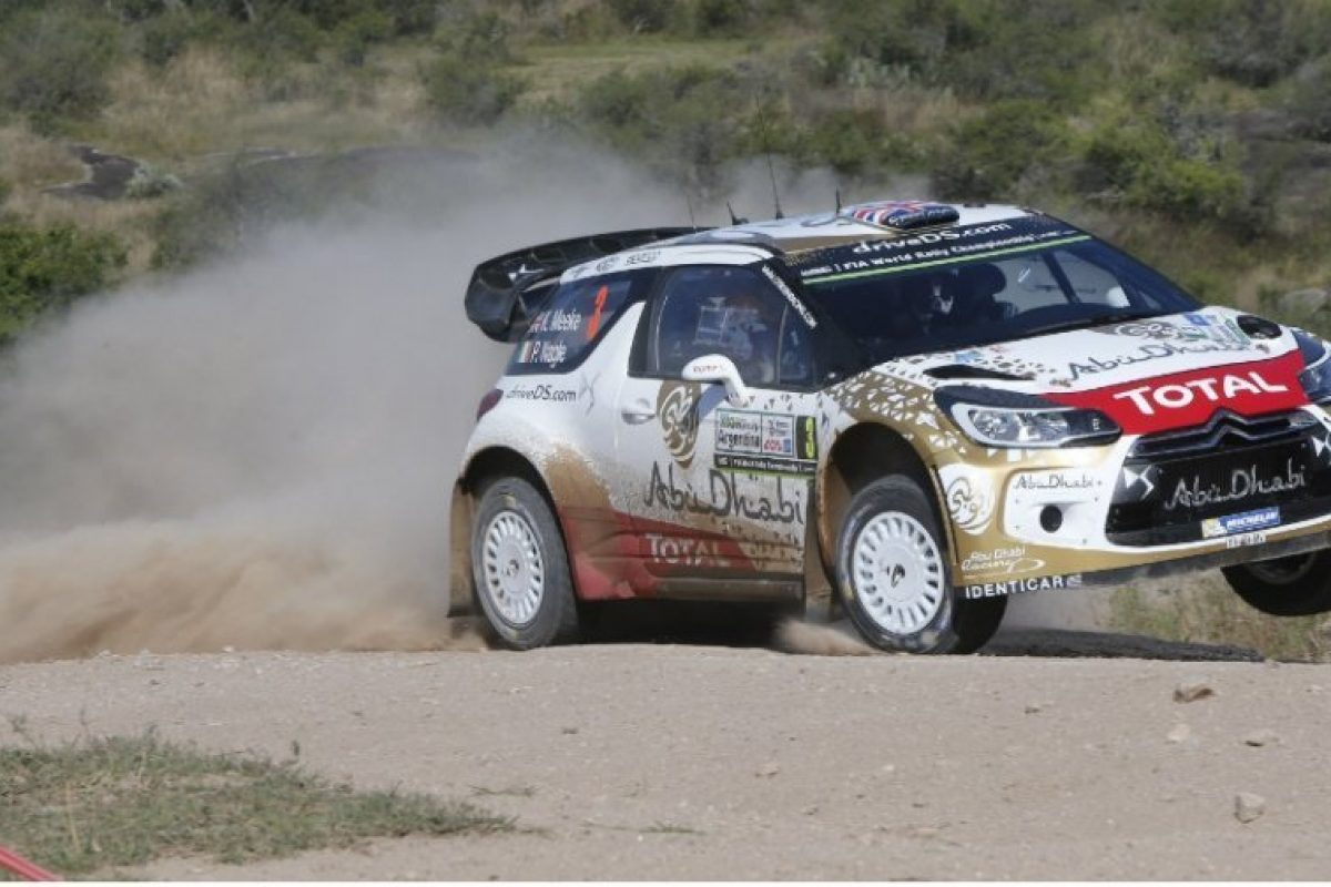 Κρις Μικ έγραψε ιστορία πανηγυρίζοντας την παρθενική του νίκη στο WRC