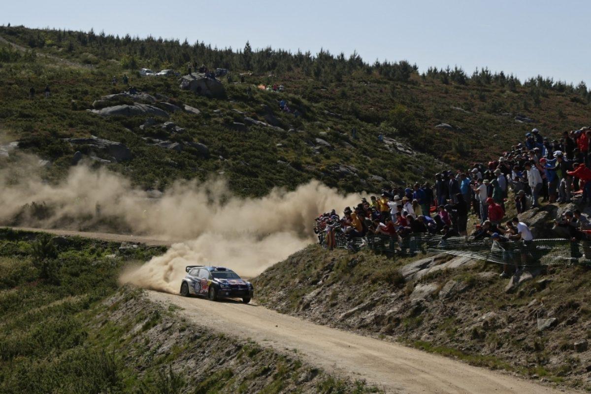 Μπροστά ο JARI-MATTI LATVALA στο WRC Πορτογαλίας 2015 |Day 1
