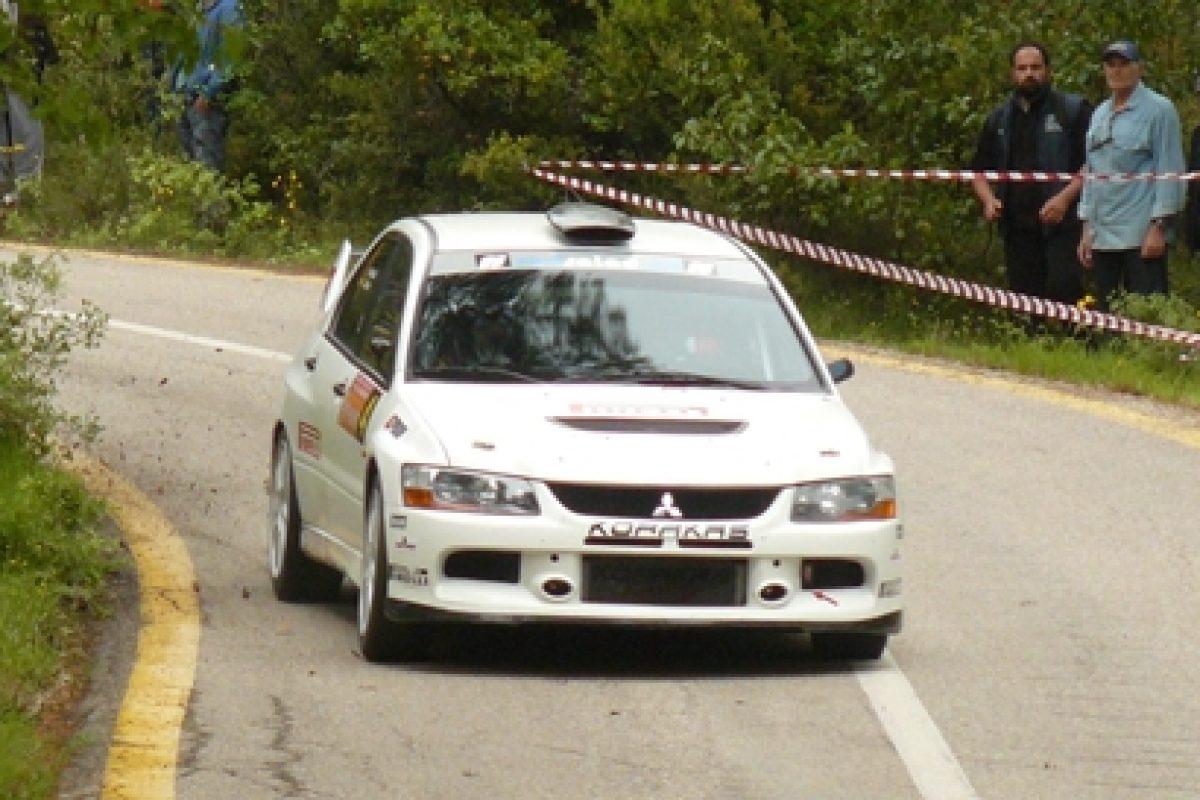 34ο Rally Sprint Koρίνθου: Ξεκινούν οι Δηλώσεις Συμμετοχής