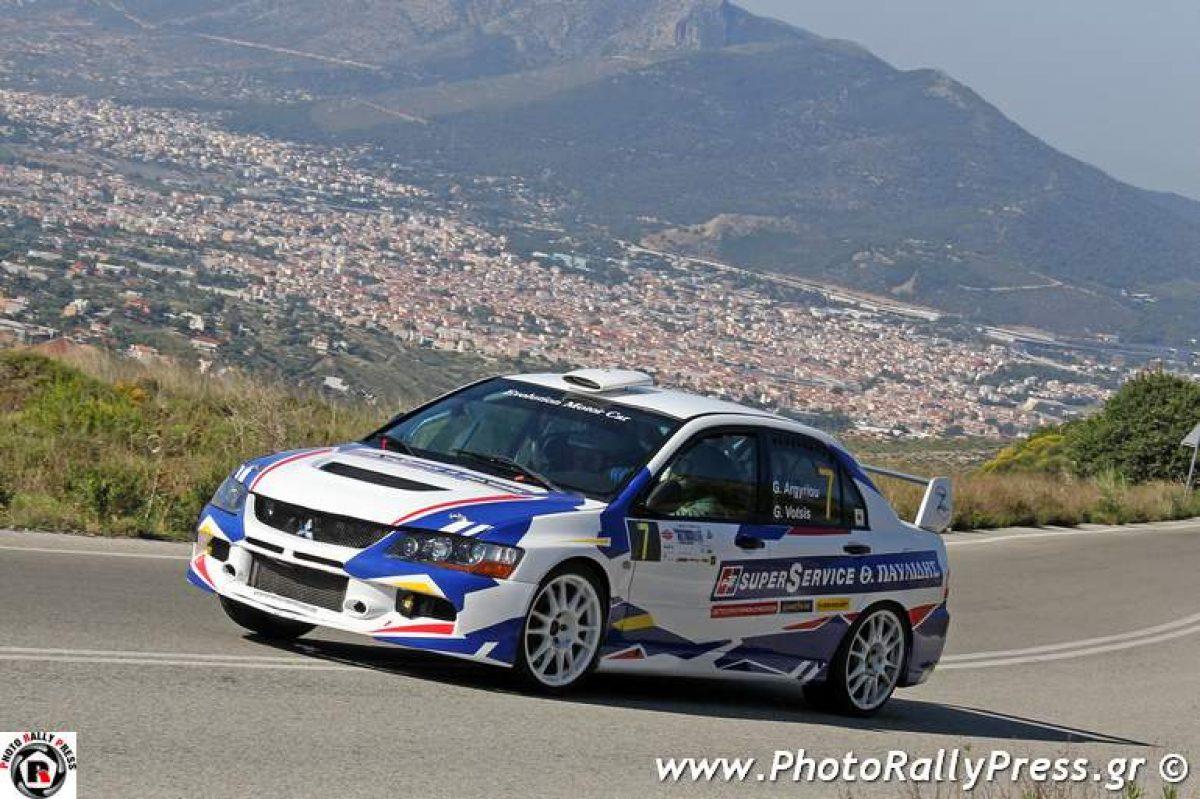 Το 25ο Rally Sprint με τον φακό του PhotoRallyPress