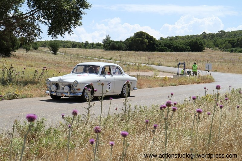 35 Rally Sprint Regularity 2015 SISA