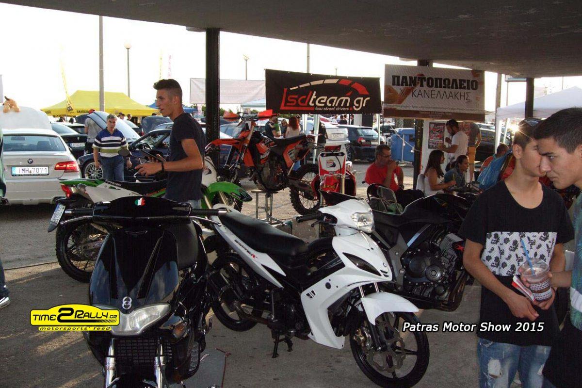 Άλλο ένα επιτυχημένο P.M.S (Patras Motor Show) από την FILMPA!!!