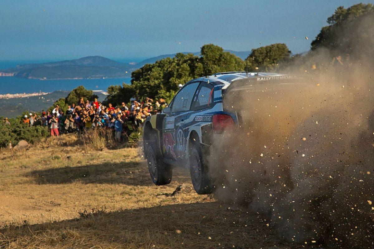 WRC: Rally Italy Sardegna 2015 αποτελέσματα αγώνα