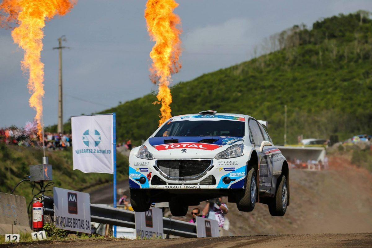 O Craig Breen έκανε το καλύτερο δυνατό ξεκίνημα για το SATA Rallye Αζόρες