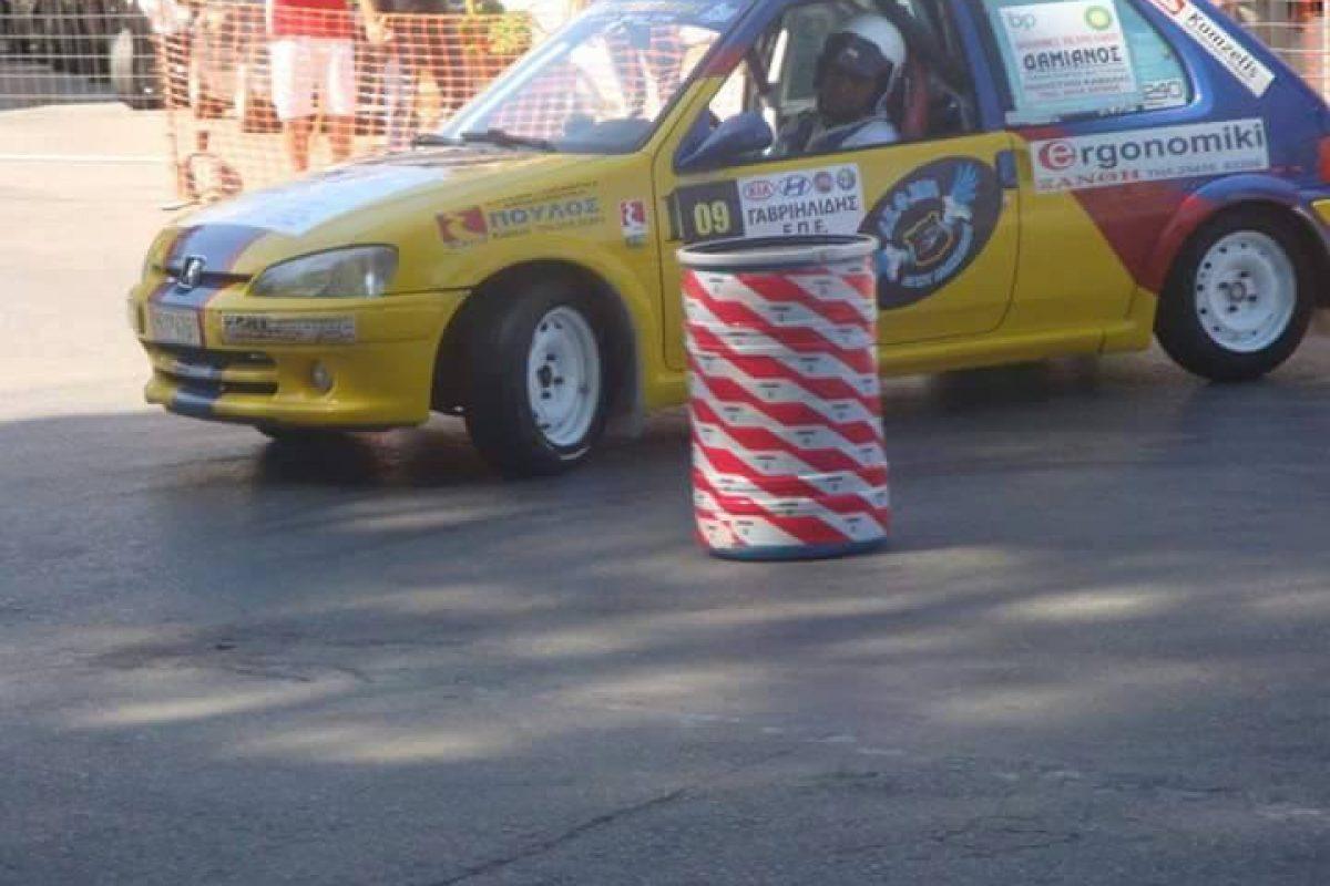 3η Δεξιοτεχνία οδηγών αυτοκινήτων – Λέσχη Αυτοκινήτου Νάουσας (Λ.Α.Ν.)