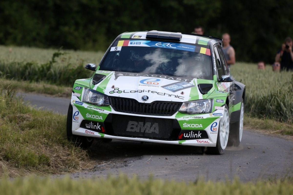 ERC Rally Ypres: O Loix έδωσε την νίκη στο νέο Skoda Fabia R5