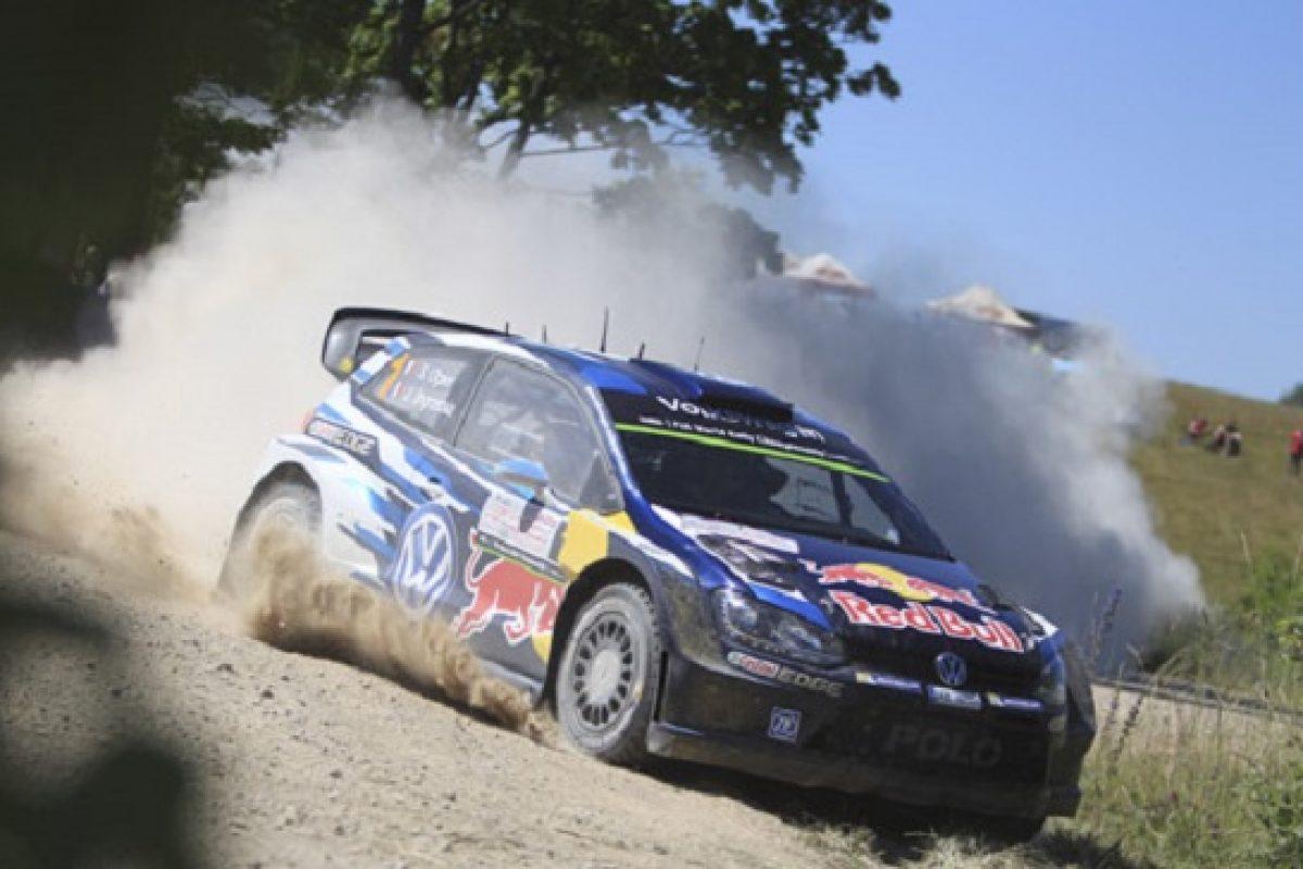WRC Πολωνίας: Τέλος 1ης μέρας μπροστά ο Ogier
