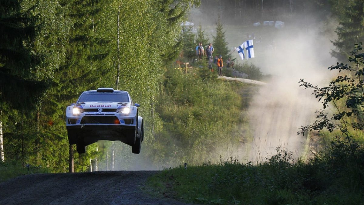 WRC: Τα βλέμματα στραμμένα στο Ράλλυ Φινλανδίας!