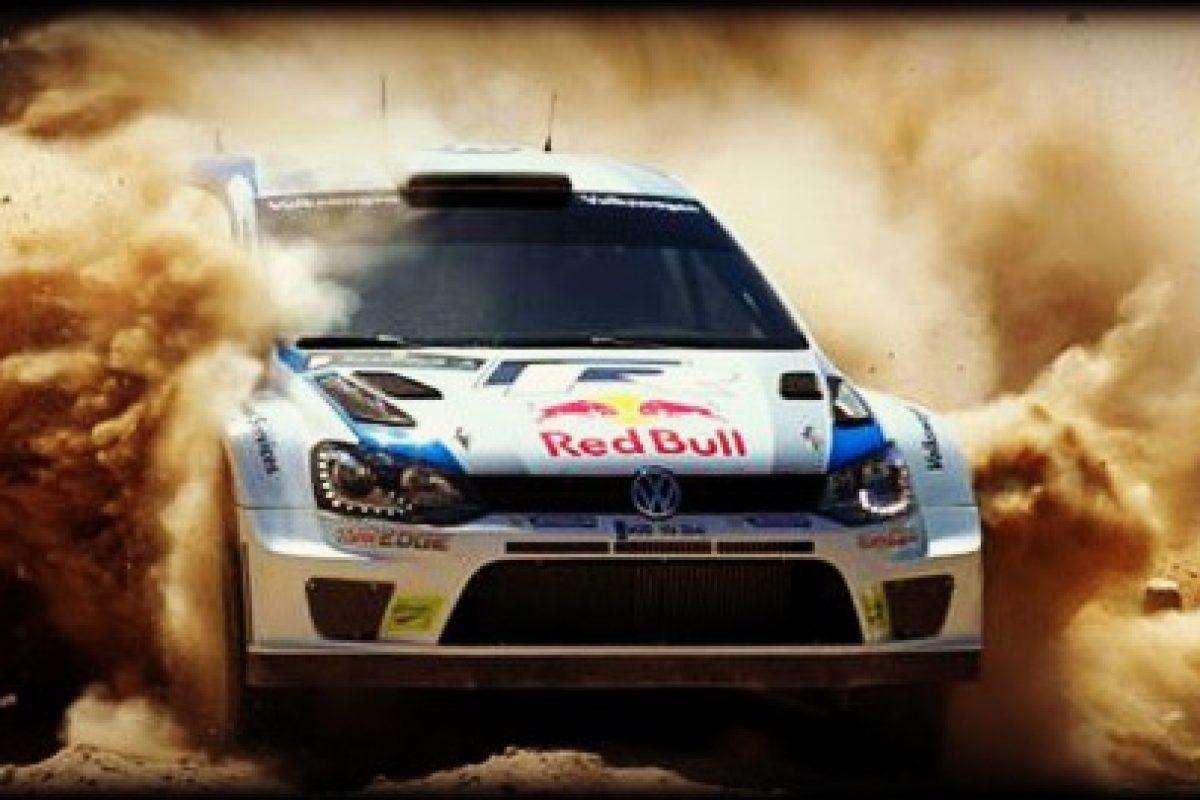 Acropolis ERC Rally 2015 it's alive!