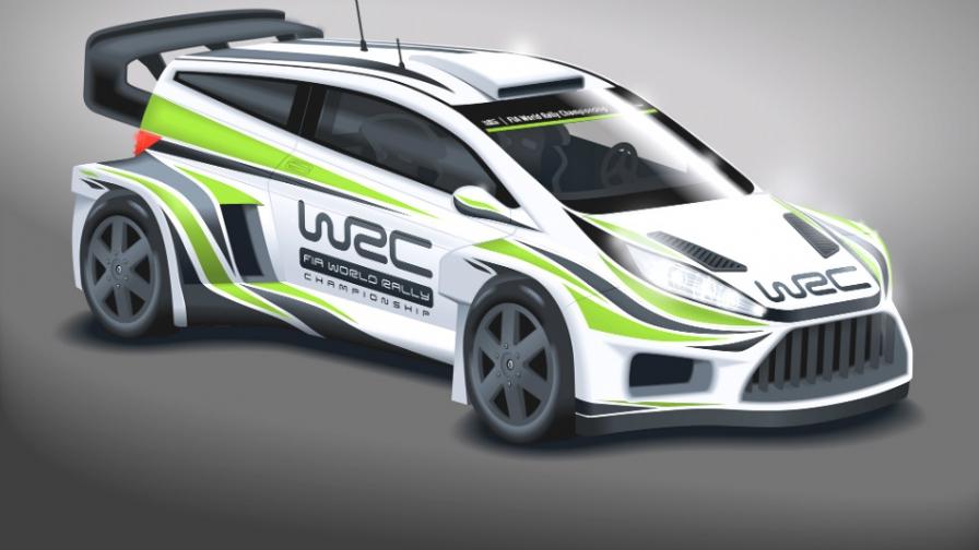 WRC concept 2015