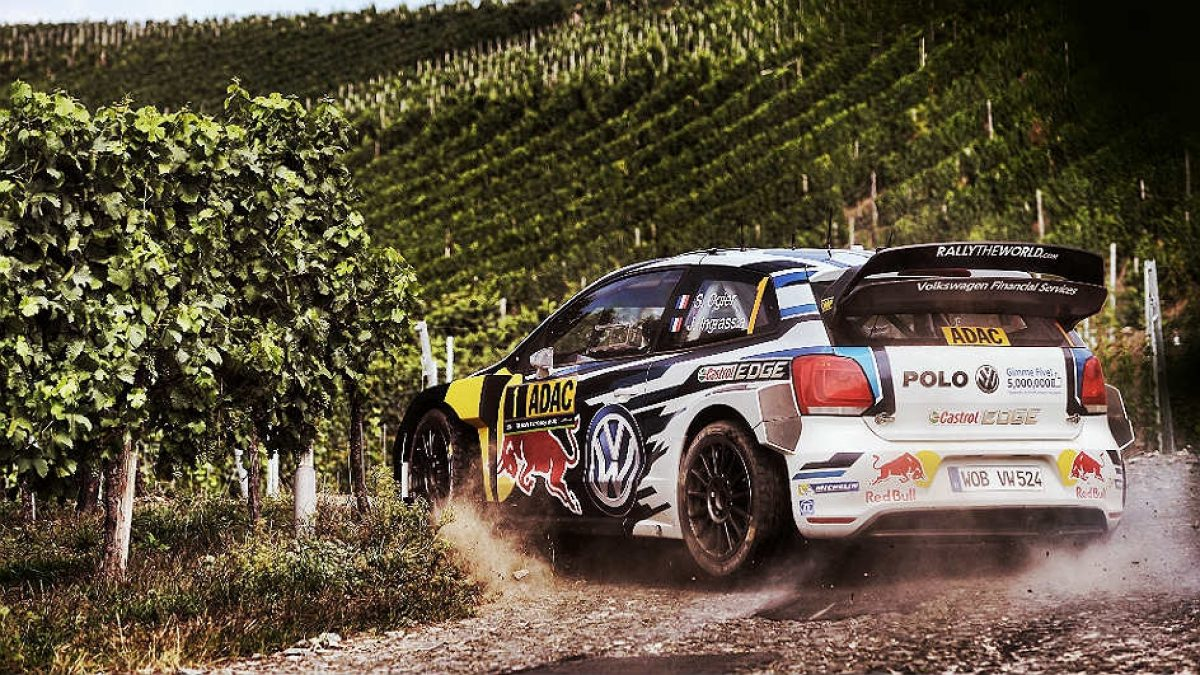 WRC Γερμανίας: Αξεπέραστος ο Οζιέ