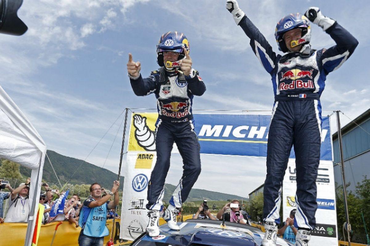 WRC Γερμανίας: Τιτλούχος ο Οζιέ. |To 1-2-3 έκανε η VW +videos