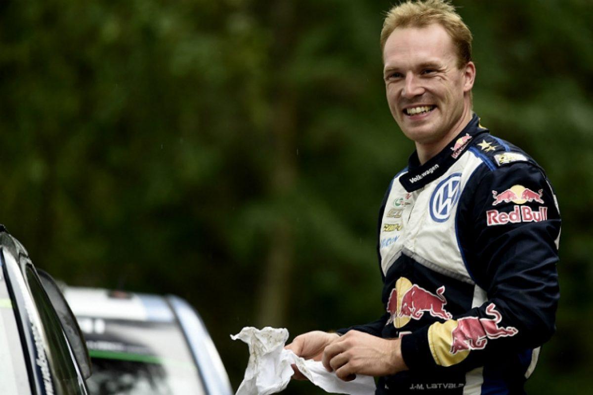WRC:  Ράλλυ Φινλανδίας τέλος πρώτης μέρας! +videos!!!