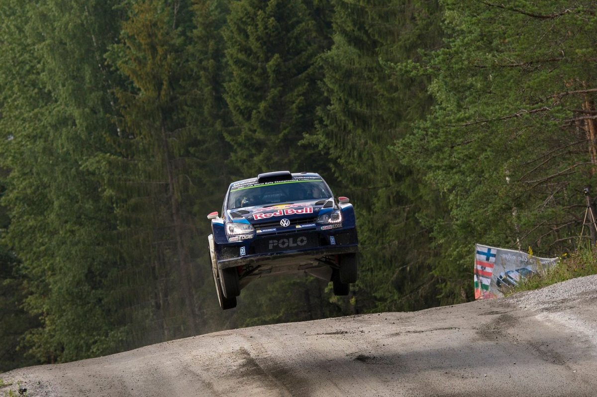 WRC:  Ράλλυ Φινλανδίας τέλος δεύτερης μέρας! +videos!!!
