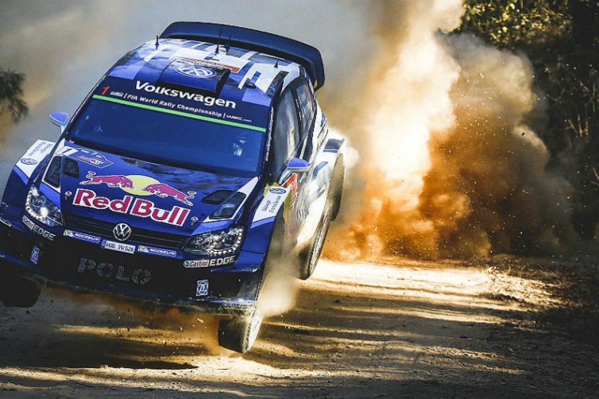 WRC Australia: Πρωταθλητής 2015 ο Ogier για 3η φορά!!