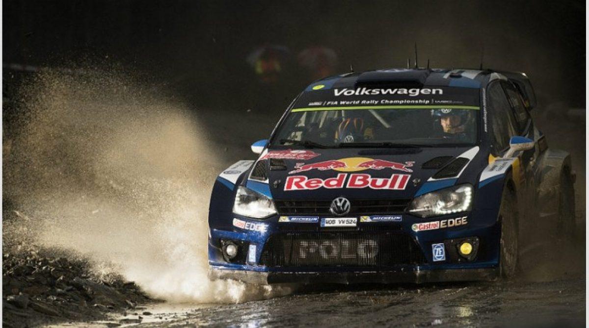 WRC: Οζιέ νικητής και στην Αγγλία