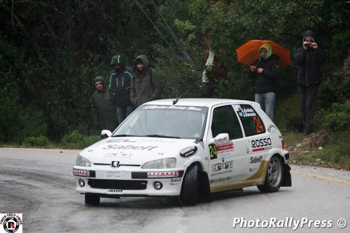 Το φωτογραφικό αφιέρωμα του Photo Rally Press για το 3ο Athens Rally Sprint…