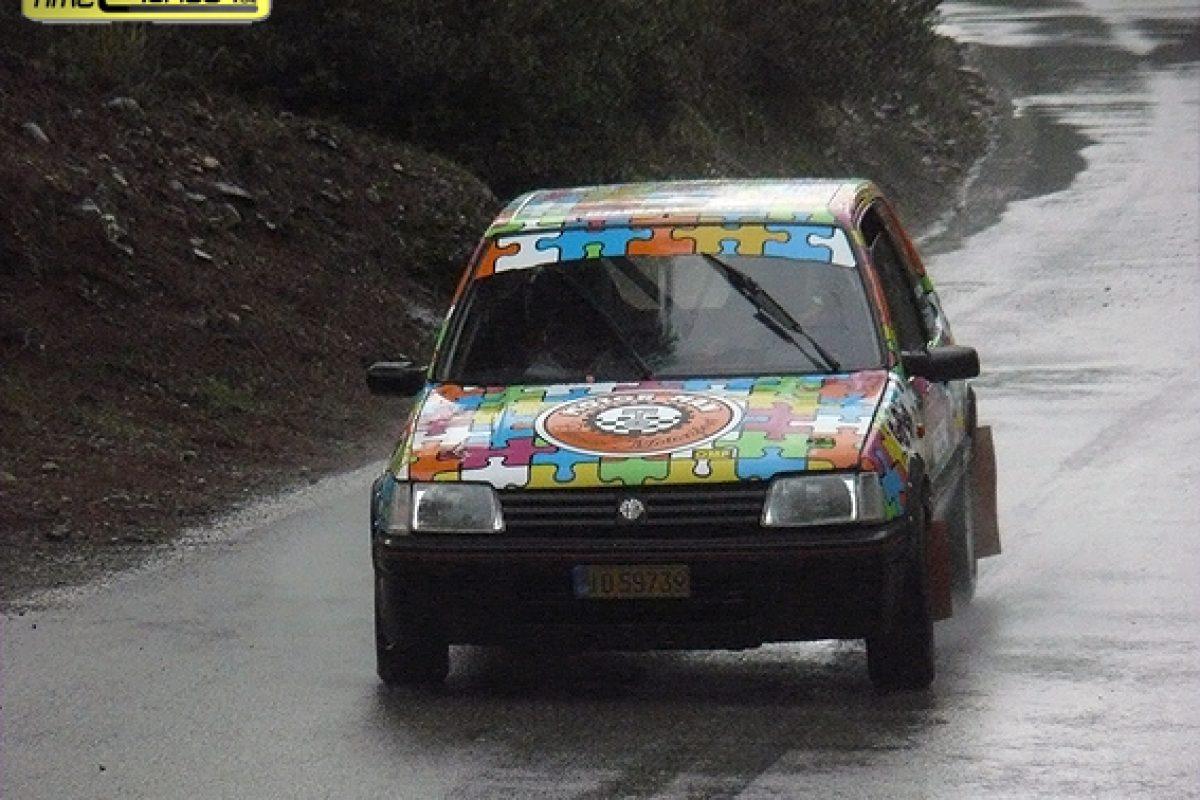 Το 3ο Athens Rally Sprint με τον φακό του time2Rally…
