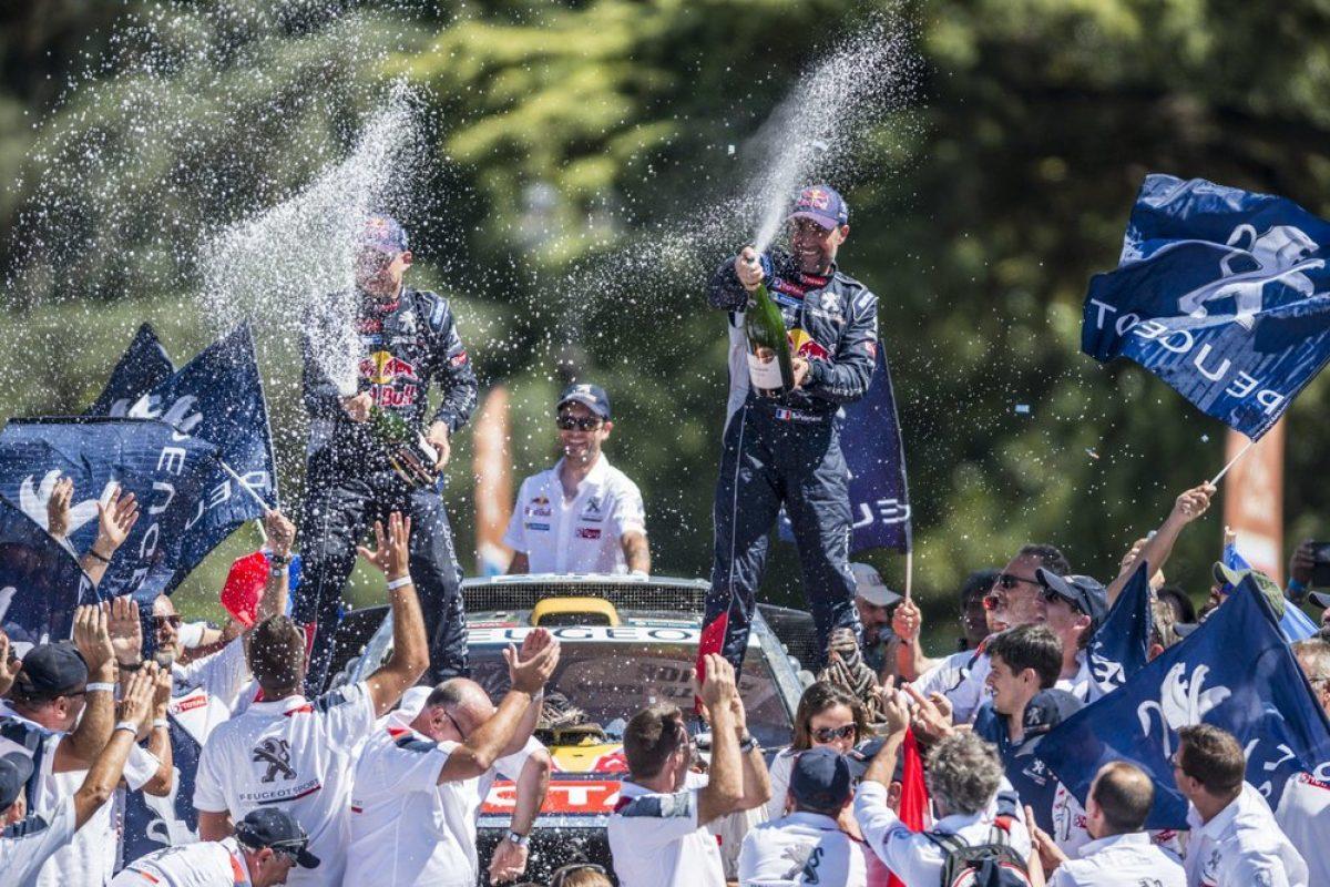 Μάθε τι έγινε στο Rally Dakar 2016 …