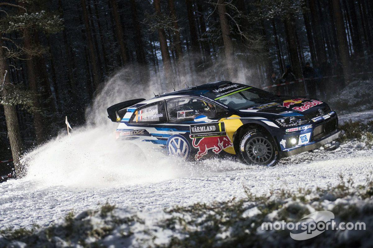 "WRC sweden: Νικητής ο Ogier… αλλά την παράσταση έκλεψε ο Brynildsen με νέο ρεκόρ στο ""Colins Crest Award""!!!"