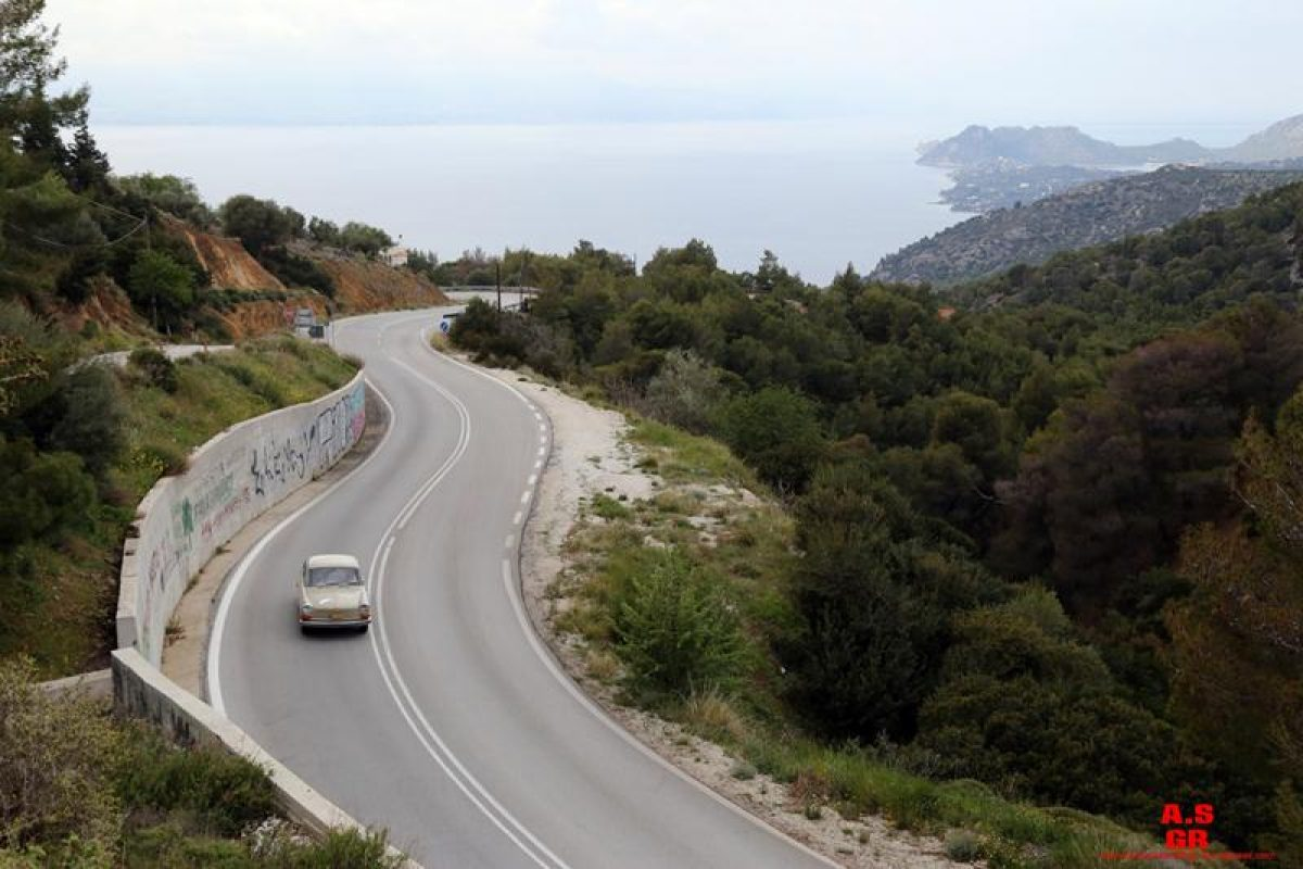 Corinthia Regularity Rally: Αποτελέσματα
